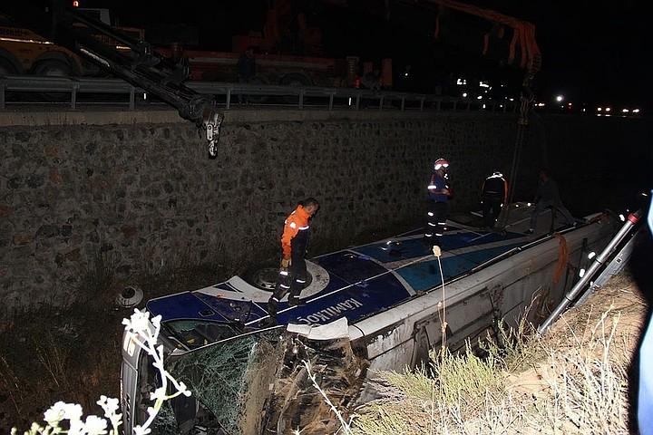 Газовый баллон взорвался в пассажирском автобусе в Узбекистане
