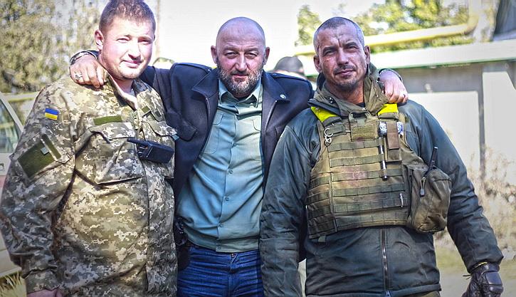Глашатай боевиков АТО раздолбал Порошенко в прямом эфире ТВ