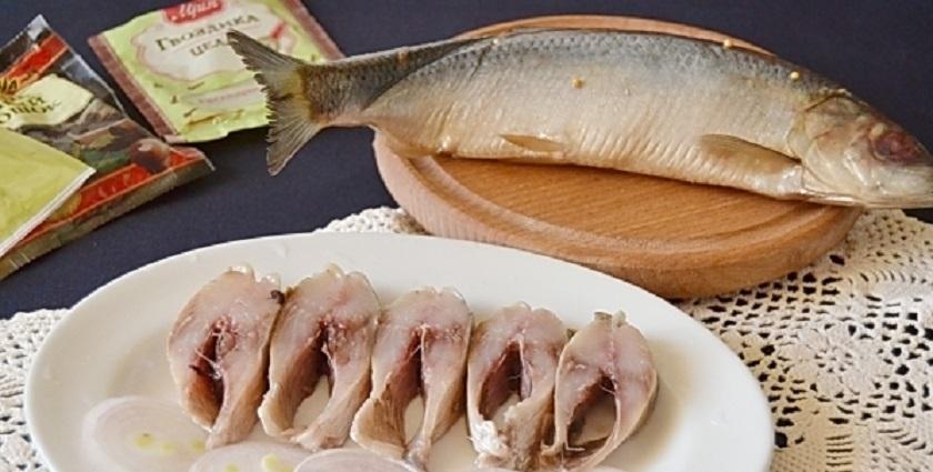 Малосольная селедка в домашних условиях: еще один рецепт для любителей рыбы