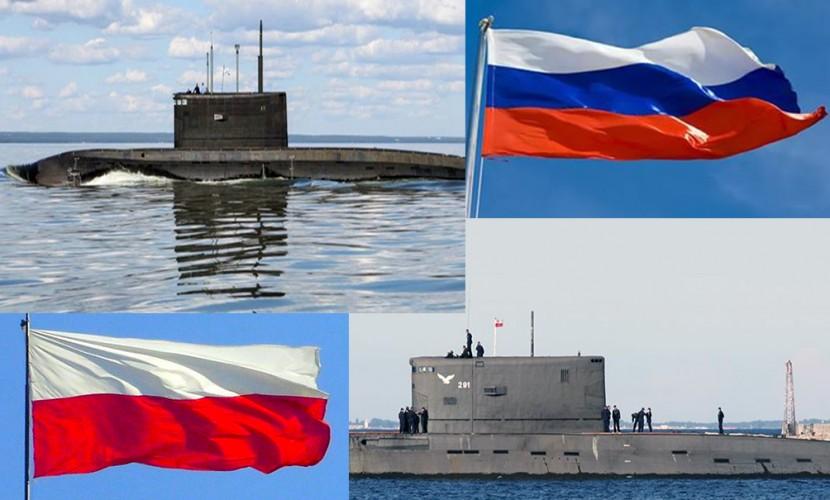 Российская подлодка протаранила польскую субмарину в Балтийском море