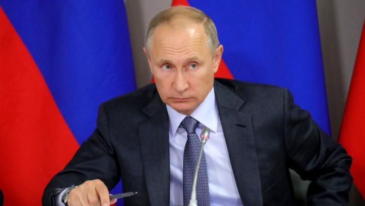 Путин попросил прекратить «б…