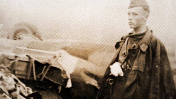Русский воздушный таран - отчаянная русская храбрость