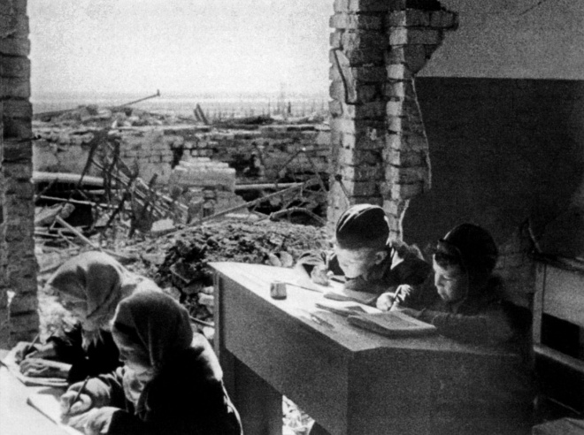 Ответ Сталинграда. Возрожден…