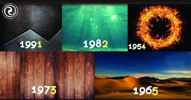 Узнайте, что может о вас рассказать последняя цифра года вашего рождения
