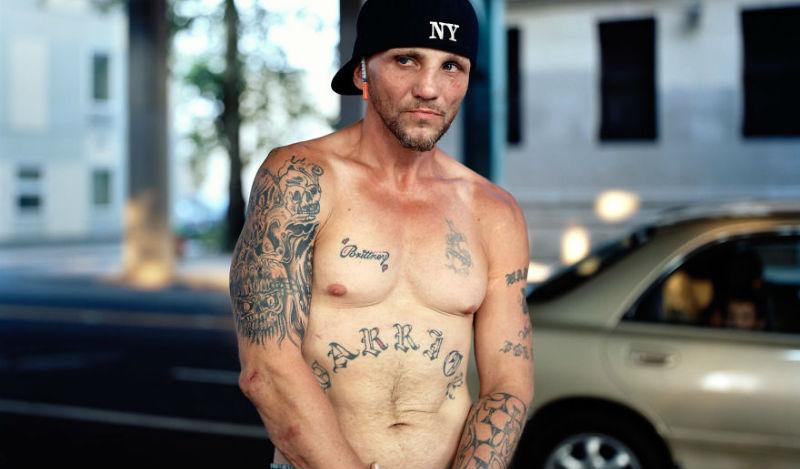 Американская эпидемия наркомании в портретах Джеффри Стокбриджа