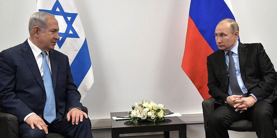 Эксперт спрогнозировал развитие отношений России и Израиля после крушения Ил-20
