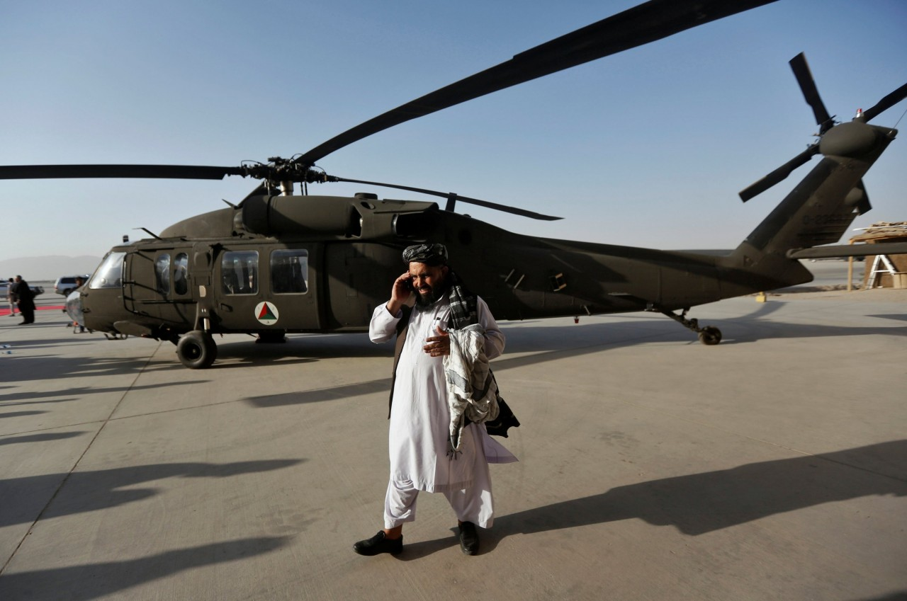Американские планы наращивания потенциала ВВС Афганистана