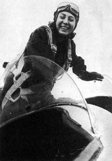 Екатерина Буданова, 11 сбитых вражеских самолётов.