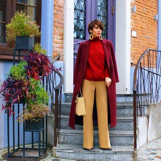Базовый гардероб на осень для тех, кому за 40