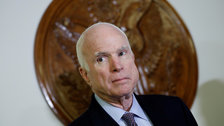 McCain Undergoes Surgery To Treat Intestinal Infection