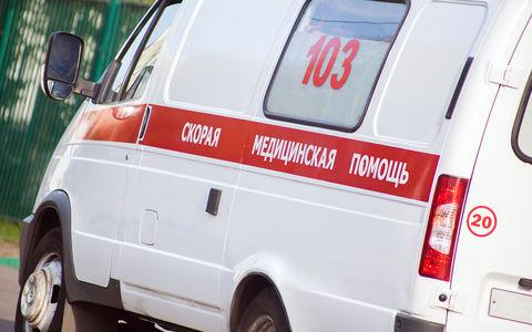 Водитель сбил на обочине четверых детей и двух женщин