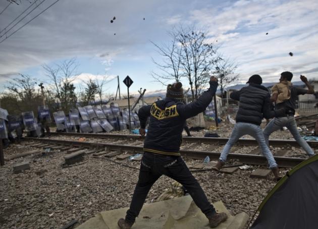 Шведы устали: засилие мигрантов делает ситуацию взрывоопасной.