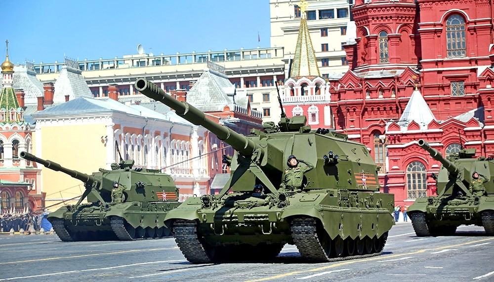 Китай поражен мощью армии России