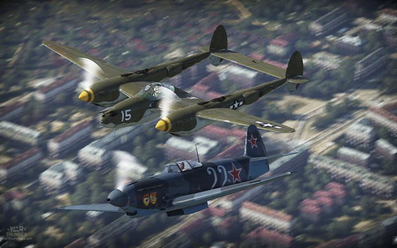 Как американские лётчики в 1944 году атаковали советские войска: воздушный бой над Нишем