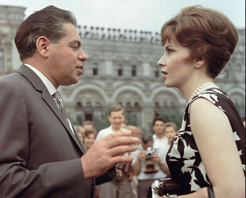 Это было недавно, это было давно... Фотографии из СССР