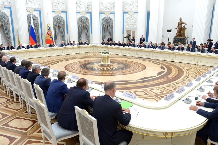 В России нет олигархов? Власть не зависит от крупного бизнеса?