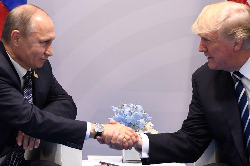 Путин и Трамп договорились: …