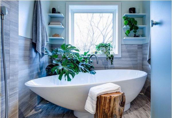 Гармоничная СПА ванна