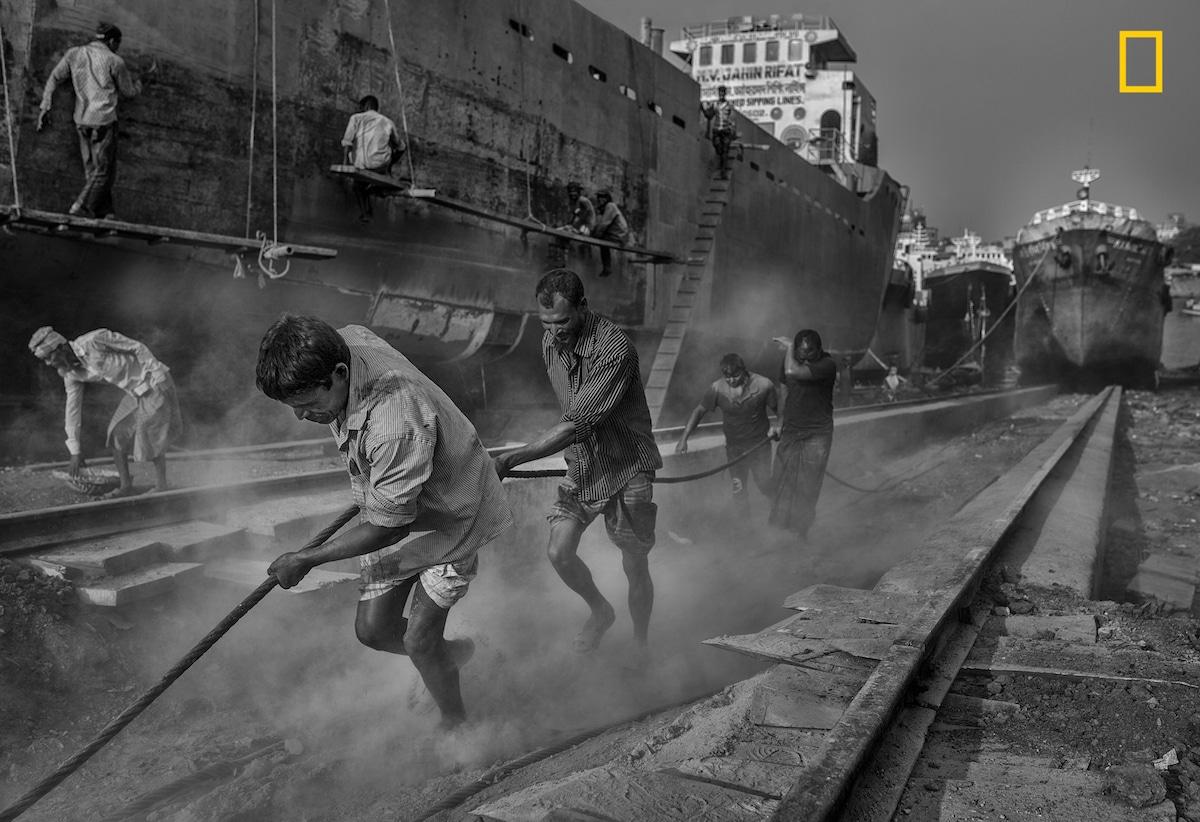 Фотографии с конкурса National Geographic Travel Photographer 2018