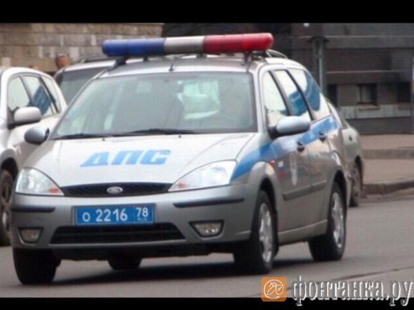 В Петербурге идет облава на лже-экипаж ГИБДД