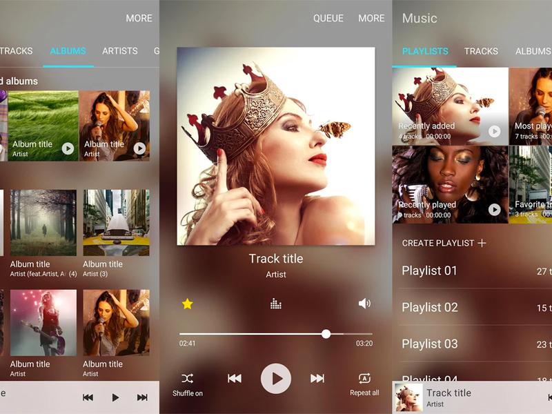 Samsung Music: новый музыкал…