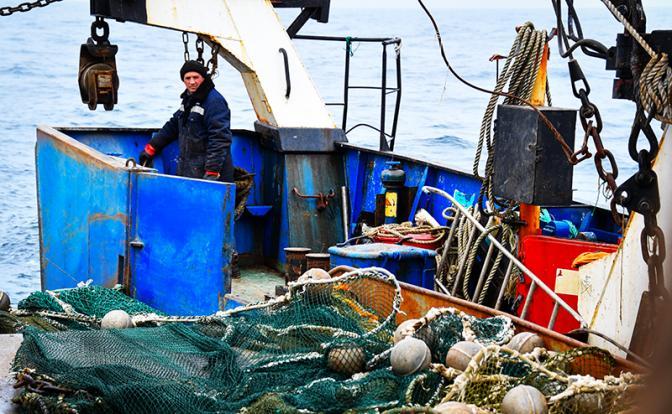 ФСБ заподозрила рыбаков во вредительстве