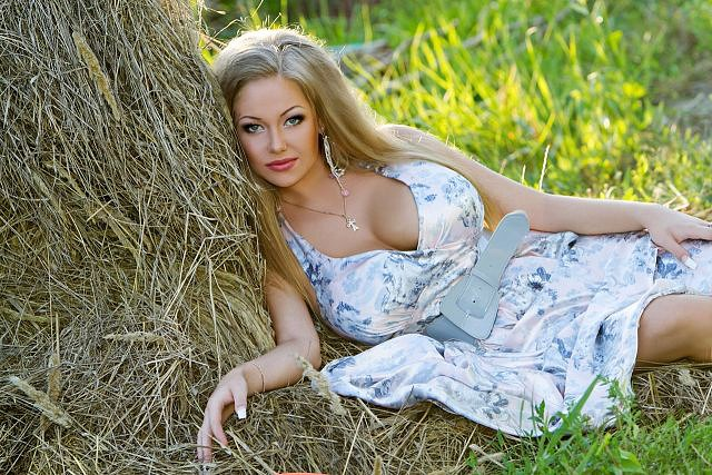 Ukrainian girls hunting rich men