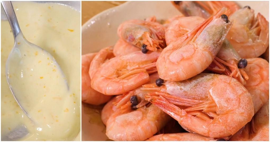 Улетный соус для креветок: неожиданное сочетание ингредиентов