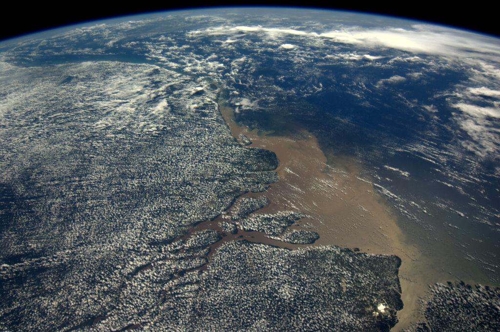 Amazing Space Photography 13 Космос от голландского астронавта Андре Киперса