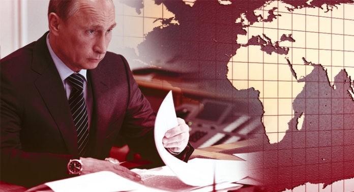 Далеко не идеальный Владимир Путин.