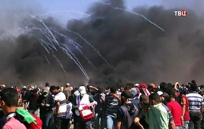 Посольство раздора: США обвинили в кровопролитии ХАМАС