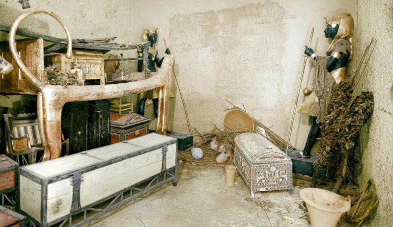 Подробности о важном историческом событии: открытие гробницы Тутанхамона
