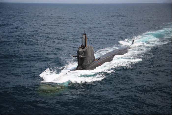 Французская Naval Group выступает за партнерство MDL по проекту будущей индийской подводной лодки