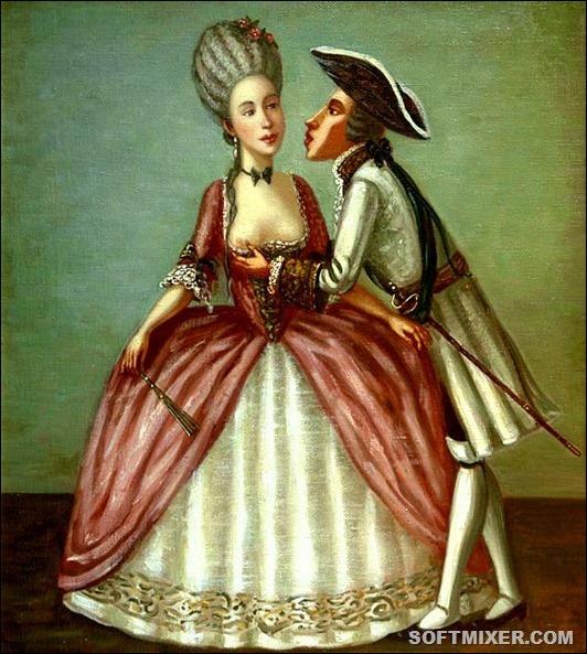 Блеск и нищета брачных аферистов
