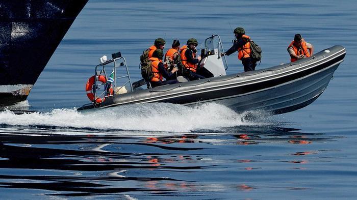 На Азовском море создана опергруппа для борьбы с «пиратством Украины»