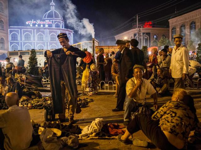 Концлагерь на 10 миллионов уйгуров