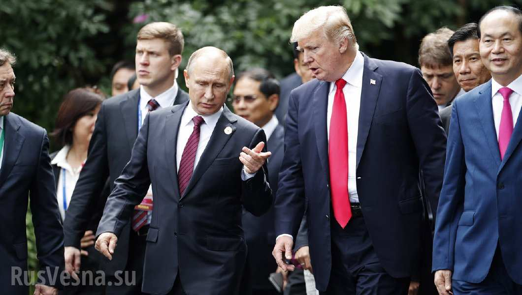 КГБ всегда выигрывает: почему Путин продолжает обыгрывать Трампа, — СМИ США