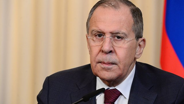 Сергей Лавров прокомментировал слова Турчинова о продвижении на восток