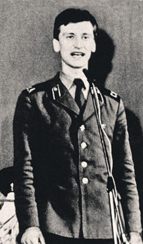 Сергей Пенкин армия, знаменитости, фото