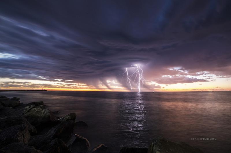 4. молния, природа