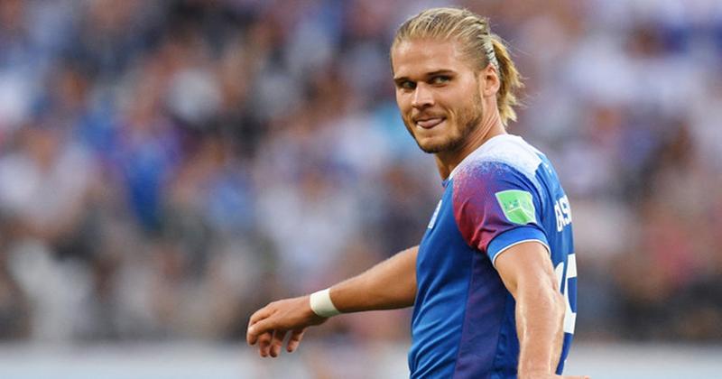 Секси-Рюрик: как одна замена помогла исландскому футболисту стать звездой Инстаграм