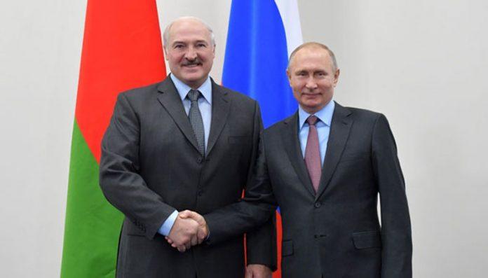 Как Путин и Лукашенко Запад испугали