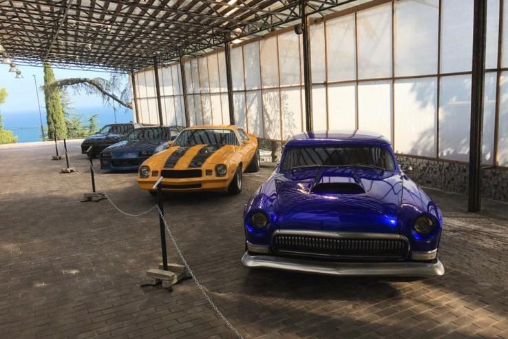 Классические автомобили 50-7…