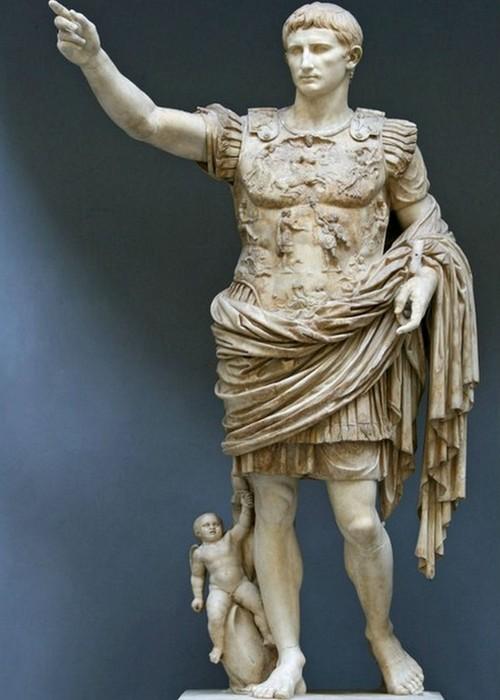 Самый почитаемый иностранец Рима.