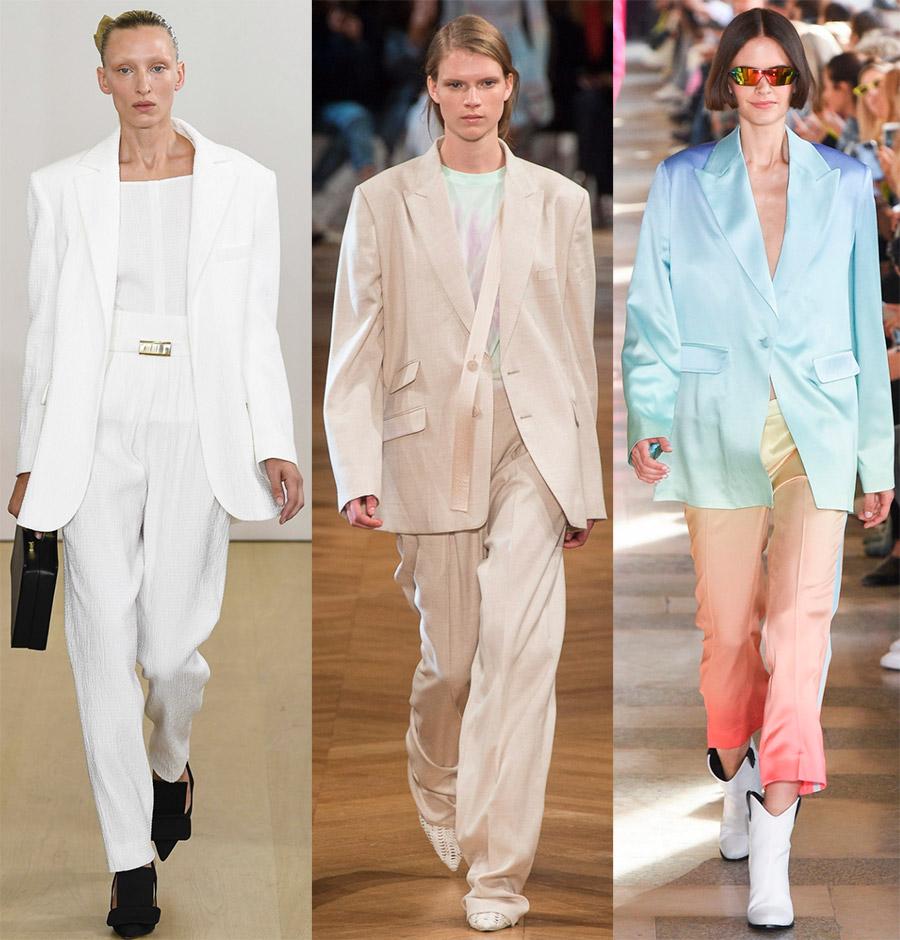 Модные жакеты и костюмы 2019