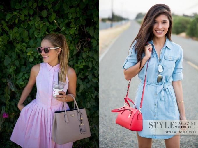 Must-have: Платье-рубашка