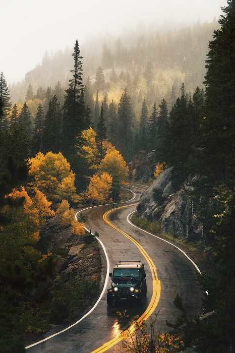 В каждом мгновении осени, есть частичка чего-то яркого и прекрасного.