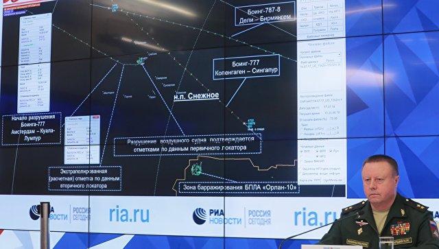 Политолог прокомментировал реакцию в ЕС на новые данные по MH17