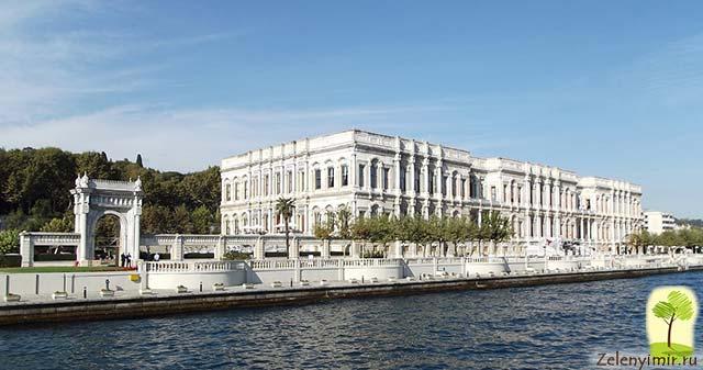 "Дворец турецского султана ""Долмабахче"" в Стамбуле, Турция - 9"
