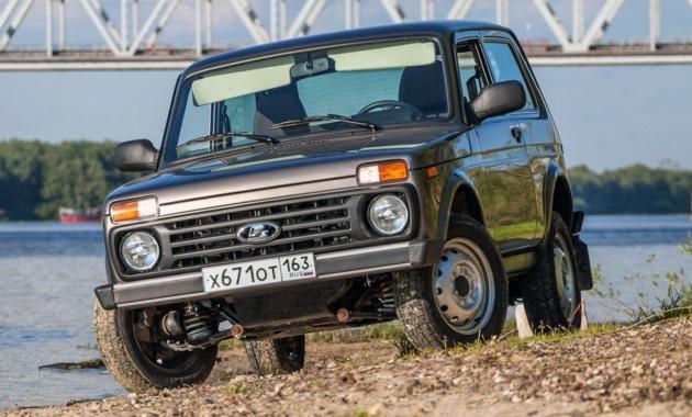 АВТОВАЗ отзовет почти 39 тысяч внедорожников Lada 4×4